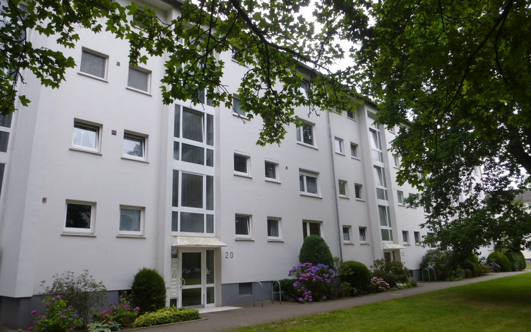 Helle 3-Zimmer-Wohnung in Bremen-Horn