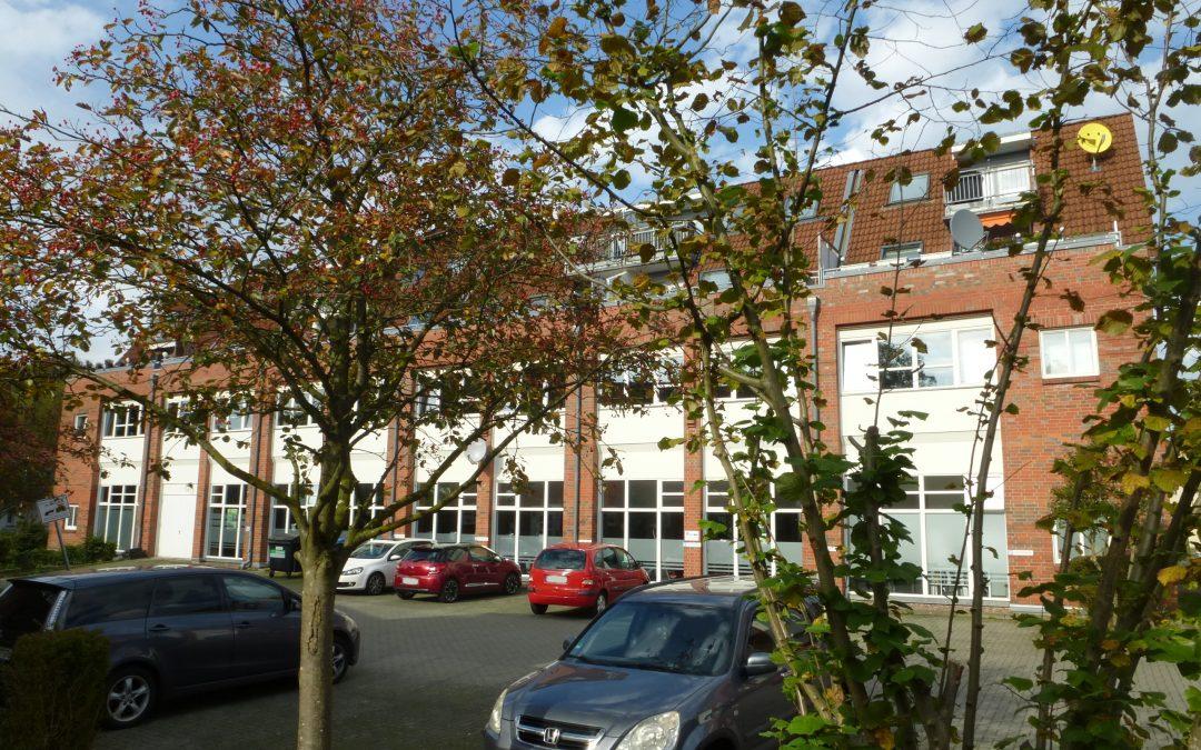 Osterholz – gemütliche 2,5-Zimmer-Wohnung mit Dachterrasse (vermietet)