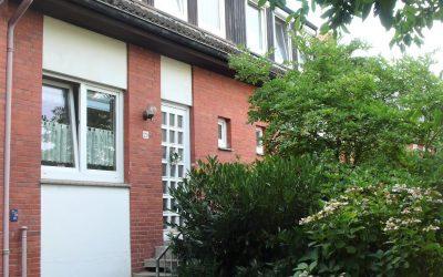 """Solides Reihenmittelhaus im """"Schweizer Viertel"""""""