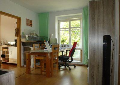 Ess- / Arbeitszimmer