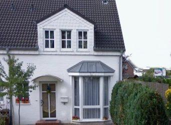 Bremen-Nord – Vermietetes Reihenendhaus mit herrlichem Garten
