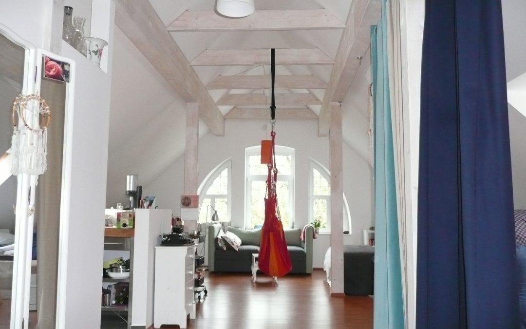 Lichtdurchflutete Atelierwohnung im Herzen von Delmenhorst