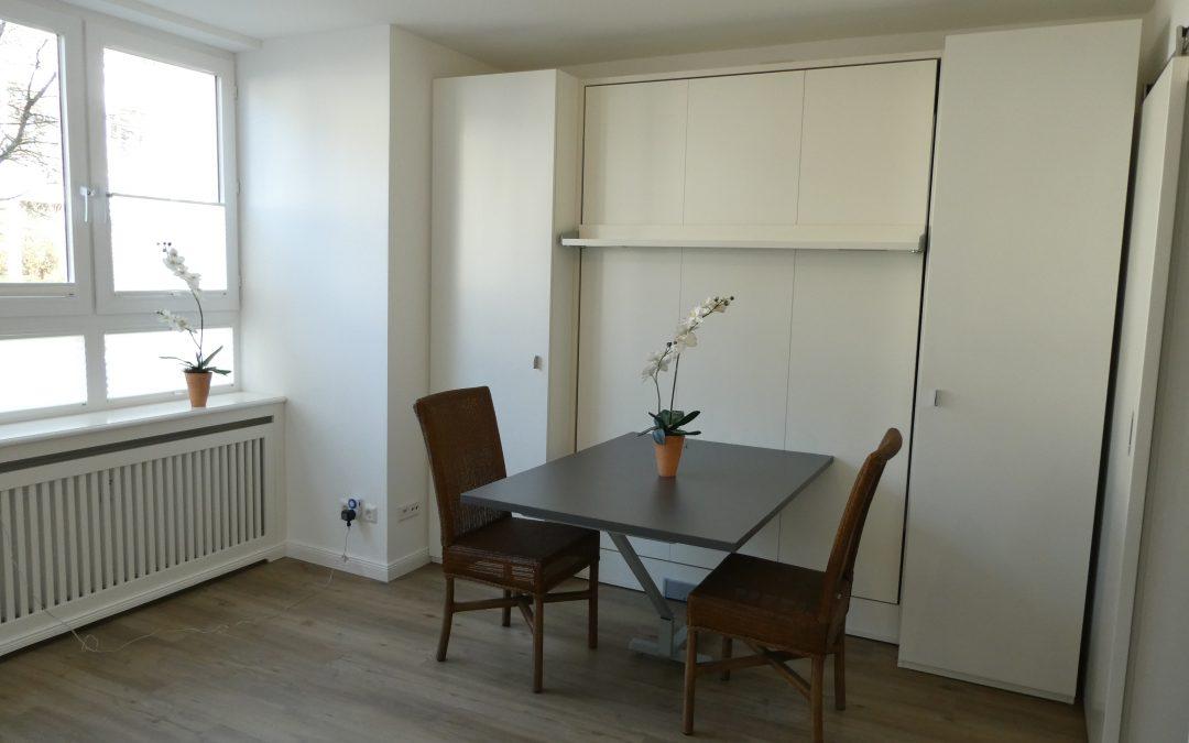 Schwachhausen – Bürgerpark – luxuriös möbliertes Appartment