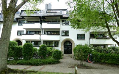 Charmantes 1-Zimmer-Appartement mit parkähnlichem Garten
