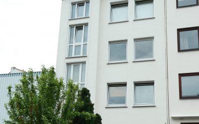 Hübsch renovierte 2,5 Zimmer-Wohnung mit Balkon