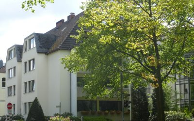 Schwachhausen – Großzügige 2-Zimmer-Dachgeschoßwohnung