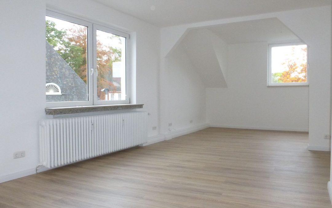 Riensberg: 2-3 Zimmer-Wohnung mit Balkon